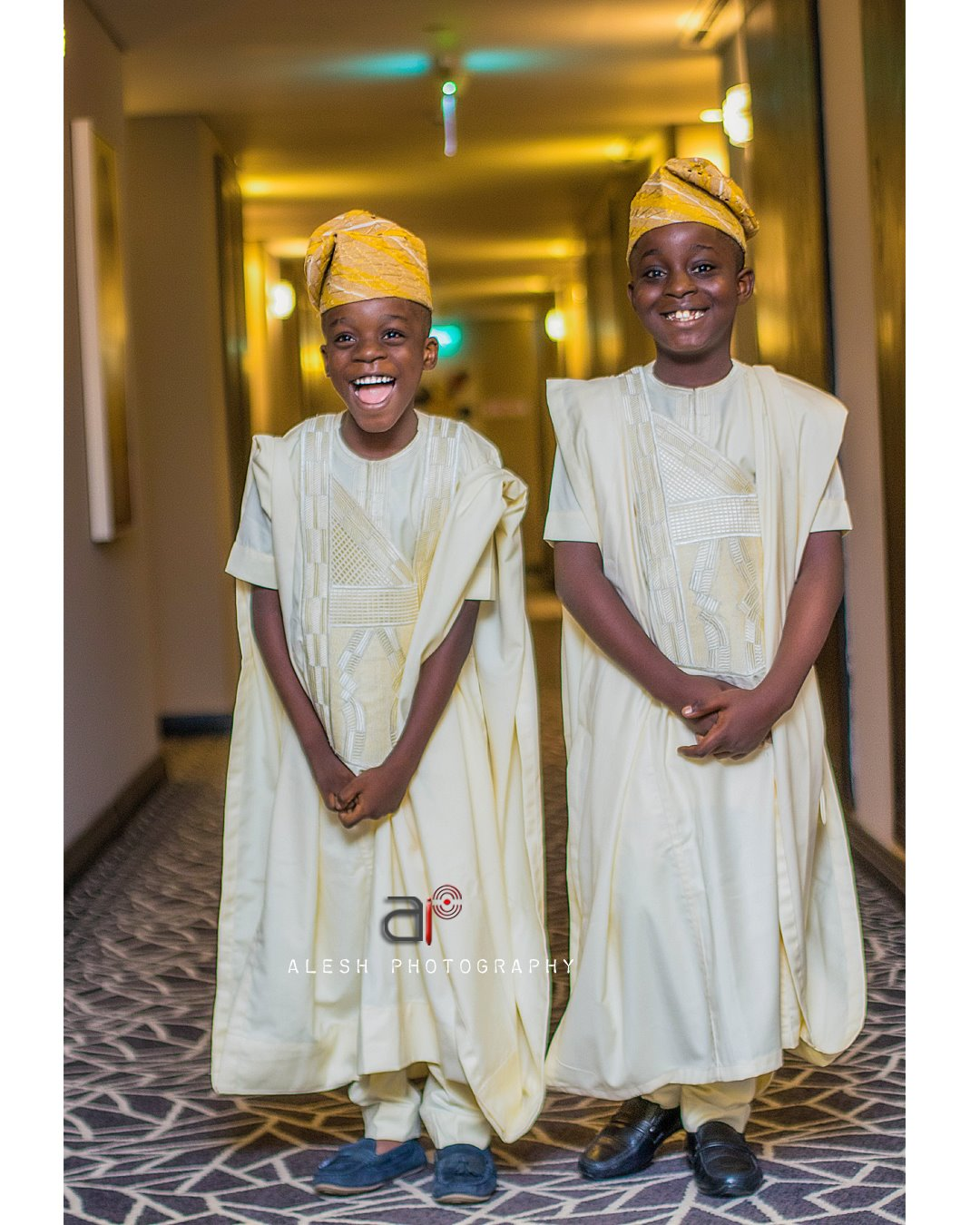 Children's Agbada 3pcs
