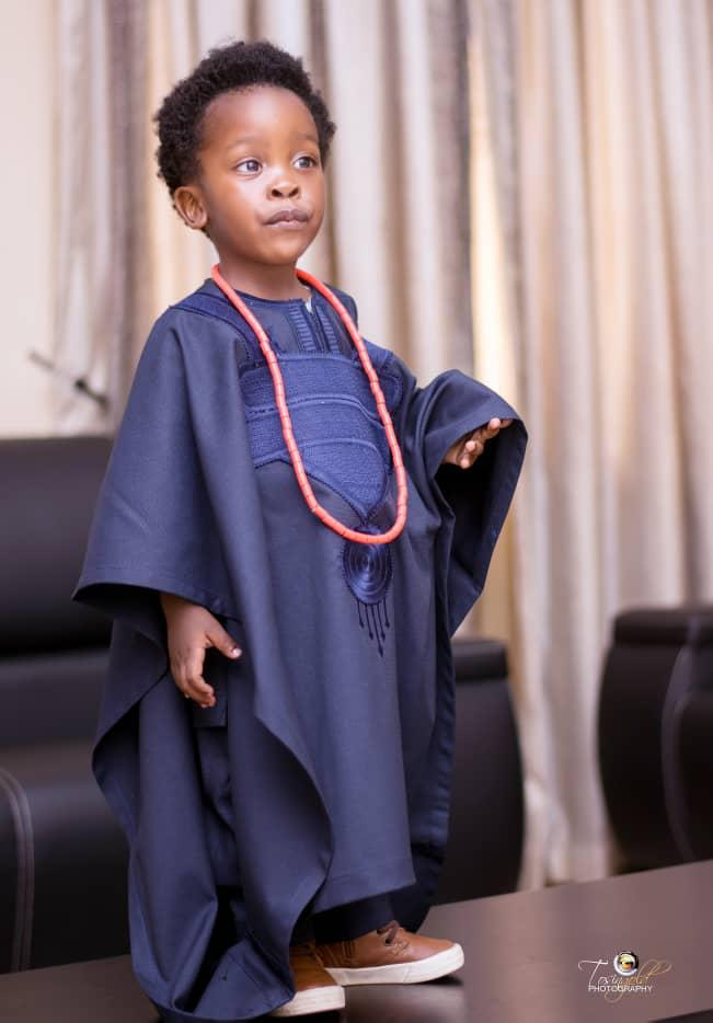 Child's Agbada 3pcs